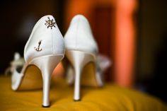 nautical wedding shoes