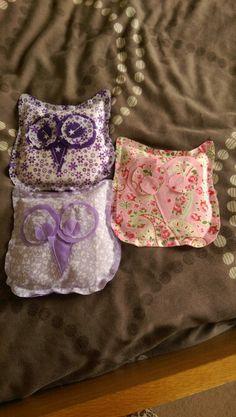 Heatpack owls