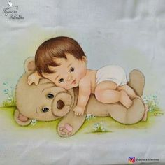 Baby Shower Templates, Bird Drawings, Baby Cartoon, Baby Art, Bunt, Teddy Bear, Scrapbook, Toys, Crochet