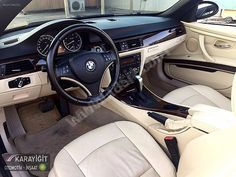 BMW 3 Serisi 320i HATASIZ - 96000 KM - İLK EL - EN DOLUSU - 2009 BMW 320 CABRIO