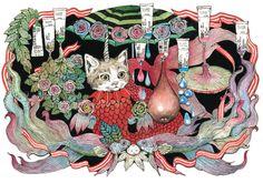 HIGUCHI YUKO Limited Shop|CONTAINER