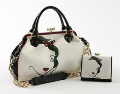 Isabel Fiore for Disney Couture  Snow White bag