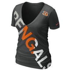 loooove the new Bengals Nike gear!!