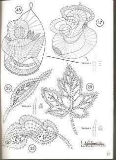 "Журнал ""Lace Express"" 2002 №3 | 82 fotografií | VK Tunisian Crochet Patterns, Bobbin Lace Patterns, Bead Loom Patterns, Crochet Motif, Irish Crochet, Crochet Edgings, Crochet Shawl, Lace Earrings, Lace Jewelry"