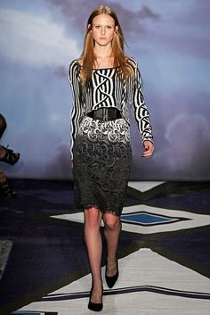 Jen Kao | Fall 2012 Ready-to-Wear Collection | Vogue Runway