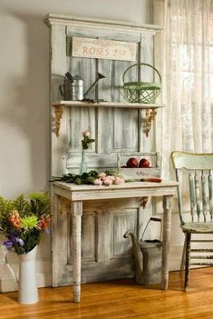 Decoracion Hogar - Decoracion Diy-Manualidades - Comunidad - Google+ #cocinasrusticasmadera #manualidadesdecoracion