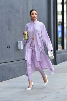 Hipster Fashion, Cute Fashion, Woman Fashion, Pastel Outfit, Olivia Culpo, Street Style Summer, Streetwear Fashion, Chic Outfits, Spring Summer Fashion