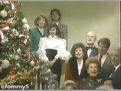 1988 All My Children Cast Sing Jingle Bells