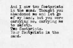 Footprints | Sia