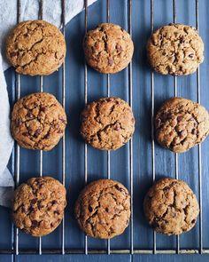 Cookies Sans Gluten aux Pépites de Chocolat - Clemfoodie