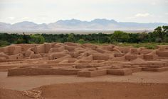 Archaeological Zone of Paquimé. Casas Grandes, Chihuahua,  México. 30°22′33″N 107°57′20″W. Cultural. The adobe architecture of Paquimé Casas Grandes bear testimony to a pre-Hispanic culture in northern Mexico. UNESCO World Heritage Site since 1998.