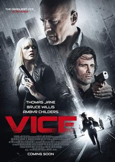 Vice (2015) - Trailer / 2 Posters
