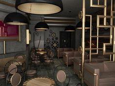 Создаем модный образ: Стимпанк. Steampunk InteriorSteampunk  FurnitureSteampunk ...