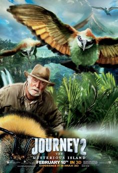 The Worst: JOURNEY 2: THE MYSTERIOUS ISLAND    Michael Caine. Riding a bumblebee. Chased giant birds. Let's just think about that for a moment. The look on Sir Michael's face sort of says it all.