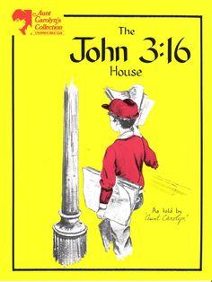 Mini Book: The John 3:16 House