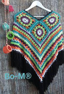 Bo-M: Poncho Bo-M                                                                                                                                                                                 Mais