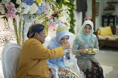 Siraman & Midodareni - Tradisional Jawa by Charissa Event & Wedding Decoration - 004