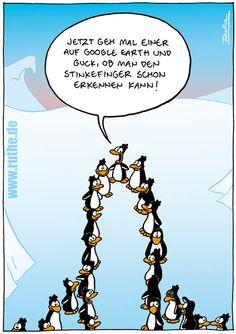 Cartoon #Ruthe #Google #Humor