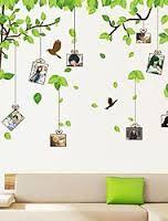 Afbeeldingsresultaat voor muurstickers fotolijstjes