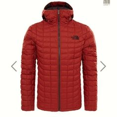 d85915651e NWT The North Face Thermoball Hoodie Insulated Hooded Jacket Mens Medium   fashion  clothing