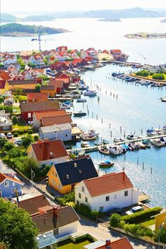 Fjällbacka sweden scandinavia - zweden