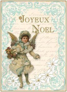 cartenoel- Joyeux Noel- Merry Christmas