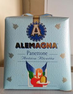 Panettone Alemagna - by Progetto Teatris
