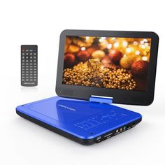 It is quite challenging and confusing to choose the best DVD player as there are innumerable options available in the market. To make it easier for you to choose, here are some of the best portable DVD players in Stick Run, Car Videos, Bluetooth Speakers, Display Screen, Sd Card, Really Cool Stuff, Usb Flash Drive, Cool Things To Buy, Audio
