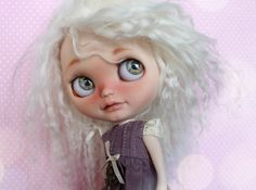 Snow Flake - a powderpuffdoll | by Sandra Efigénio