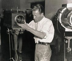 In the summer of 1934, Philo T. Farnsworth staged the first public display of television.