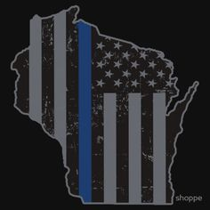 Wisconsin Police Thin Blue Line