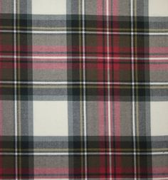 Weathered Stewart Dress Medium Weight Tartan.  The Royal Stewart tartan generally referred to simply as the Royal Tartan, has been associated with the Royal House of Stewart for several centuries. The Stewart monarchs were descended from Walter, High Steward of Scotland, who married Princess Marjory, daughter of King Robert the Bruce. Their son, King Robert II, was the first Stewart king. The male line of the Royal House of Stewart ended with the death of Prince Henry, brother of Prince ...