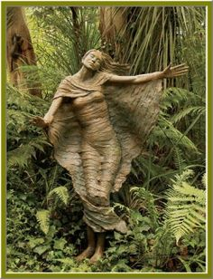 Exquisite, innovative and unique garden art from Stone Garden Art Sculptures
