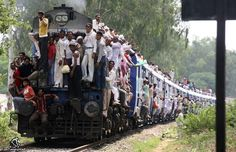 Sorry… but the Train is Full