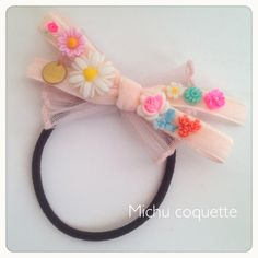 hair accessory  / Michu coquette