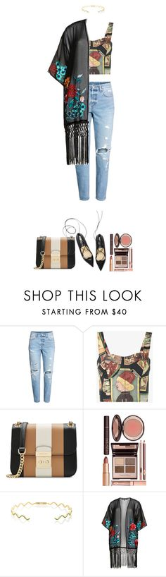 """""""Wounded Wednesday."""" by vii-xxiv ❤ liked on Polyvore featuring Simon Miller, MICHAEL Michael Kors, Charlotte Tilbury, Sabine Getty and House of Magpie"""