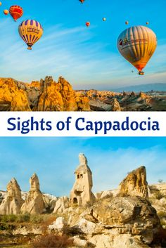 Cappadocia, Turkey is one of those places you need to see to believe. The surreal landscape and unique dwellings and churches carved into the bizarre stone formations will make you feel as though you've landed on another planet.  Click through to see just how weird and wonderful this place is! via @livedreamdiscov