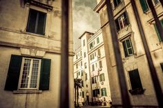 Royalty-free Image: Typical buildings of Testaccio distric Rome
