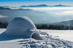 Snow Shelter: Learn How to Build a Snow Cave For Winter Survival   Knowledge and Skill you Must Know this Winter by Survival Life at http://survivallife.com/snow-shelter/
