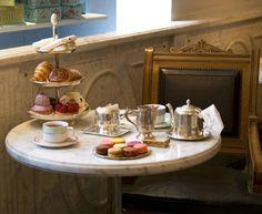High tea at Laduree Paris Laduree Paris, Belle Epoque, Vegan Teas, My Cup Of Tea, Macaroons, Me Time, High Tea, Afternoon Tea, Tea Time