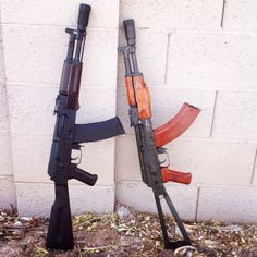 Rifle Dynamics / The AK-105 & AK-104 machine guns.  Just another option for you!