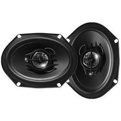 Save $ 10 order now XXX xgt6803 Pair Xxx Xgt6803 6×8 3 Way 350w Car Audio S