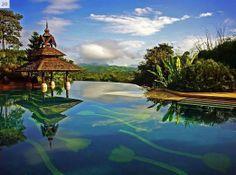 一生の想い出になる 世界中の美しすぎる極上リゾートホテル