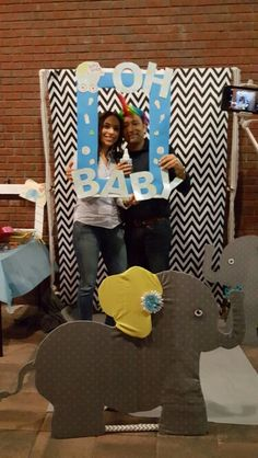 Photo Booth , Frames and props created by Sara's Kooky Creations.