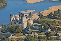 Saumur château fort