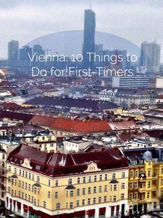 Top 10 Things to Do in Vienna for First-Timers: http://passingthru.com/2014/09/top-10-vienna-attractions-first-timers/ #travel #vienna