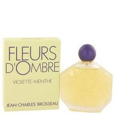 FLEURS D'OMBRE VIOLETTE-MENTHE by Brosseau Eau De Toilette Spray 3.4 oz (Women)