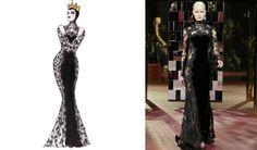 Disney villains get a makeover courtesy Dolce & Gabbana