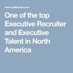 With 5 decades of expertise, CollaberaSP being an Executive search firm brings together a team of executive recruiters, executive talent in San Francisco Executive Recruiters, Executive Search, A Team, North America, Top, Crop Shirt, Shirts