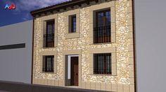 Proyecto reforma 3D Salamanca